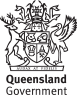 Quensland Government Logo